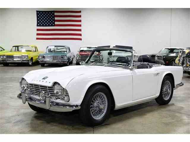 Picture of '65 TR4 - MUMT