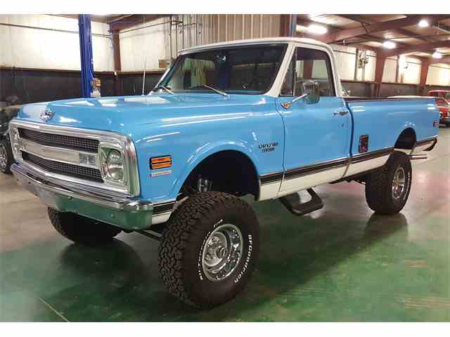 Picture of Classic 1970 Chevrolet CST 10 located in TEXAS - $23,900.00 Offered by PC Investments - MUNM