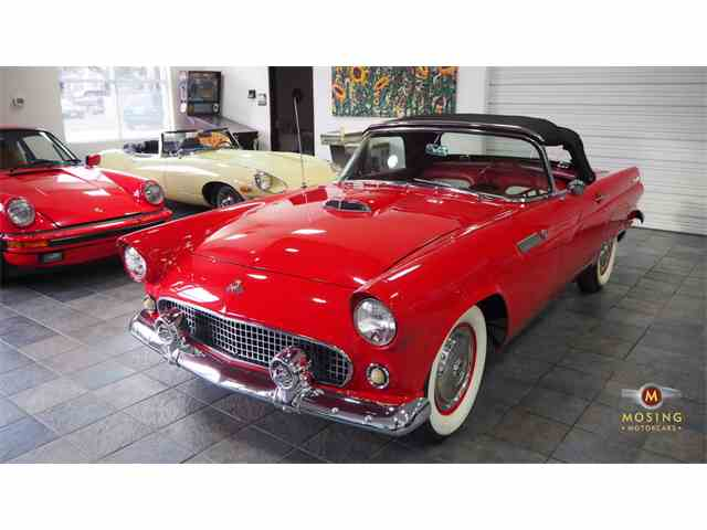 Picture of '55 Thunderbird - MUNO