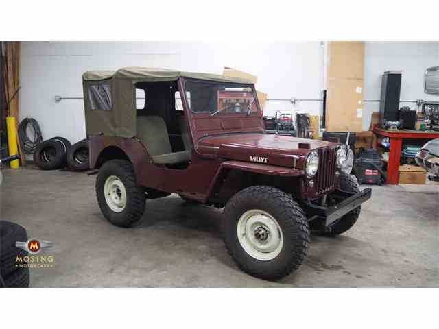 Picture of '53 Willys - MUNR