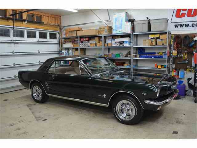 Picture of 1966 Mustang GT Offered by a Private Seller - MUNV