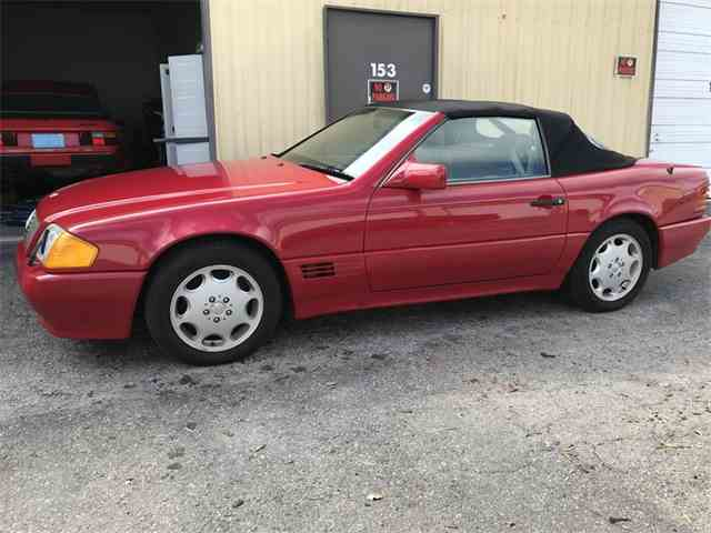 Picture of '95 500SL - MUNY