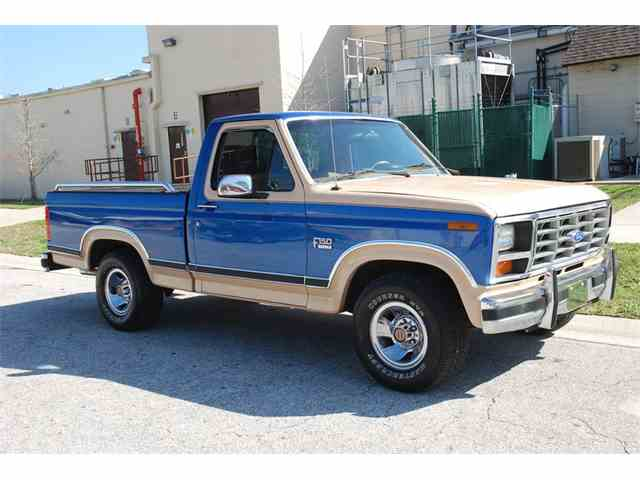 Picture of 1984 F150 Auction Vehicle - MUOI