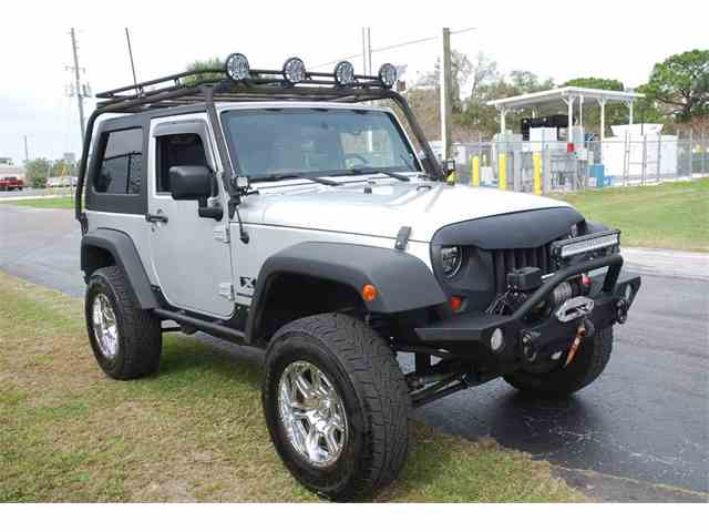 Picture of '08 Wrangler - MUOL