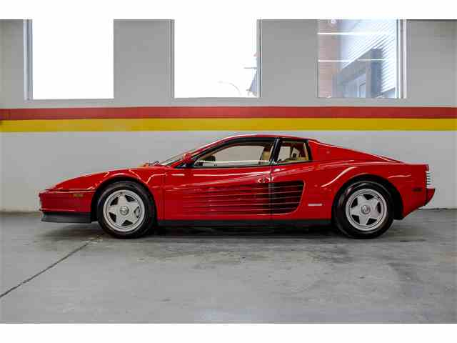 Picture of '88 Testarossa - MUP5