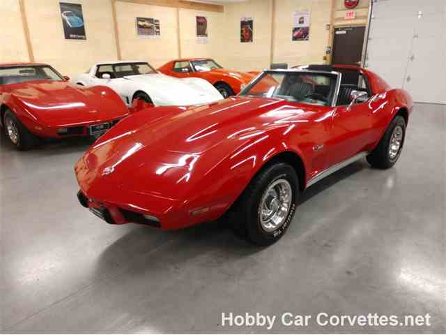 Picture of '76 Chevrolet Corvette - $18,999.00 Offered by Hobby Car Corvettes - MUPG