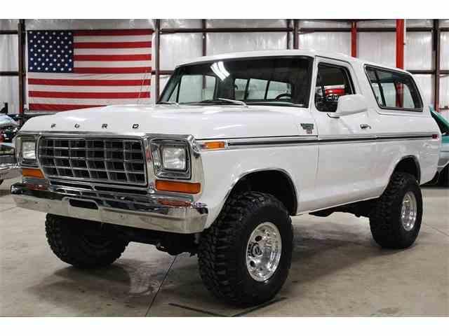 Picture of '78 Bronco - MUPO