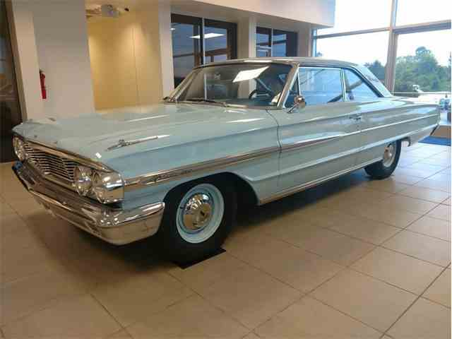 Picture of 1964 Ford Galaxie 500 Auction Vehicle - MUQ2