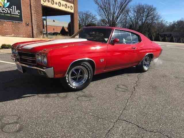 Picture of 1970 Chevrolet Chevelle SS - MUQ3