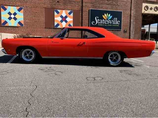 Picture of 1969 Plymouth Road Runner located in Greensboro NORTH CAROLINA Auction Vehicle - MUQ8
