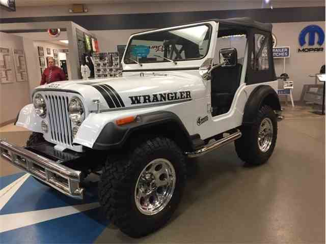 Picture of '79 Wrangler - MUQW