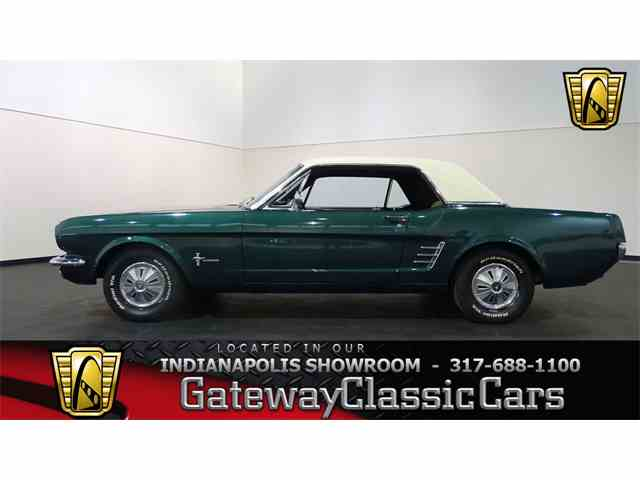 Picture of Classic 1966 Mustang Offered by Gateway Classic Cars - Indianapolis - MUR0
