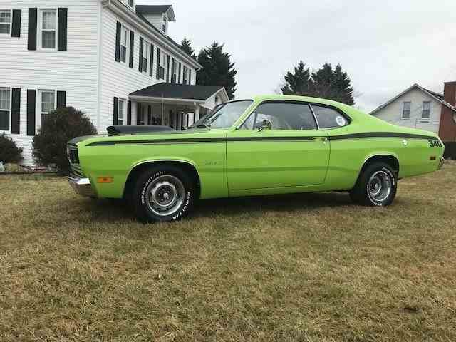 Picture of '70 Duster - MURR