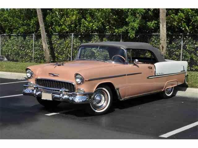 Picture of '55 Bel Air - MUSF