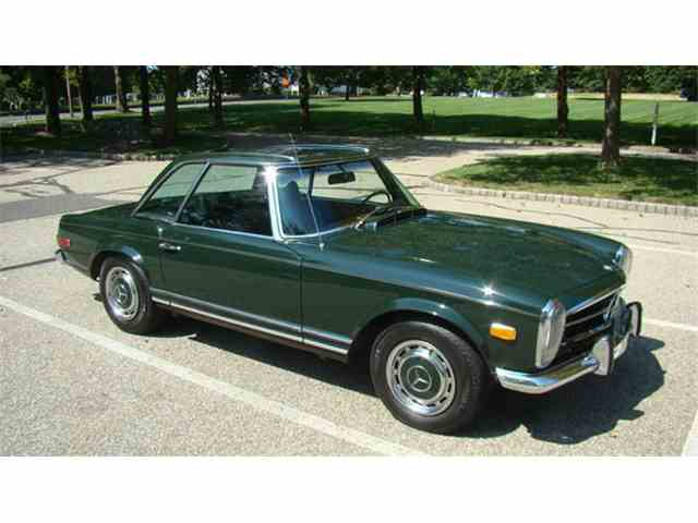 Picture of '70 280SL Pagoda Top Roadster - MUSN
