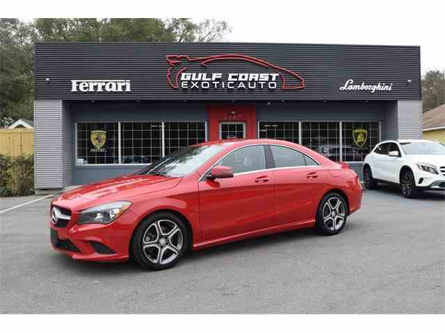 Picture of '14 CLA-Class - MUSR