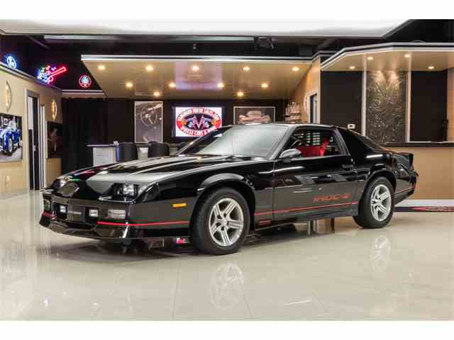 Picture of '90 Camaro IROC Z28 - MUSS