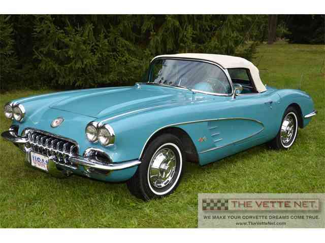Picture of 1960 Chevrolet Corvette located in Florida - MUT0