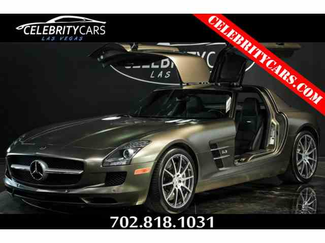 Picture of '11 SLS AMG - MUTD