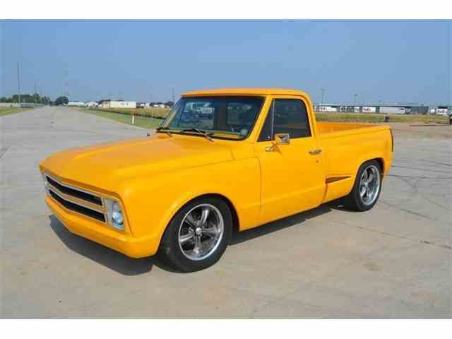 Picture of '72 C10 - MUTF