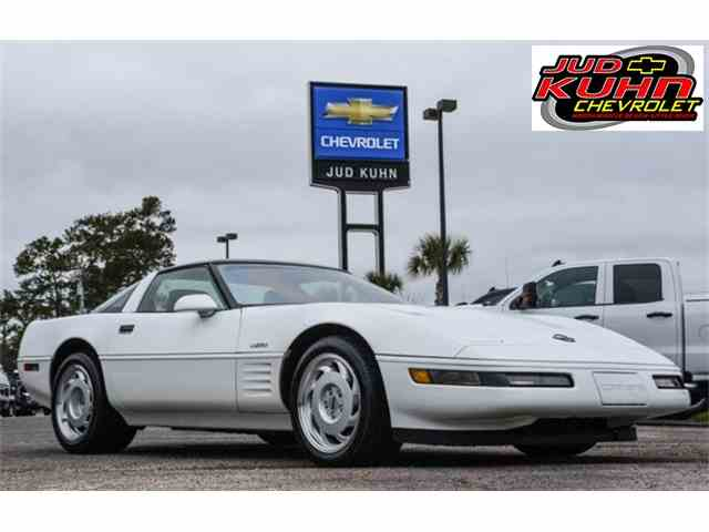 Picture of '91 Corvette - MUUP