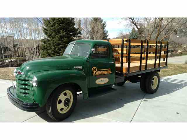 Picture of '49 Flatbed - MUV1