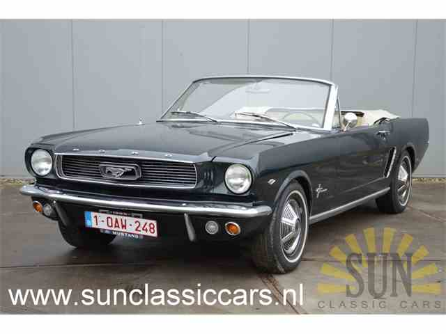 Picture of Classic 1965 Ford Mustang - $43,700.00 Offered by E & R Classics - MUVC