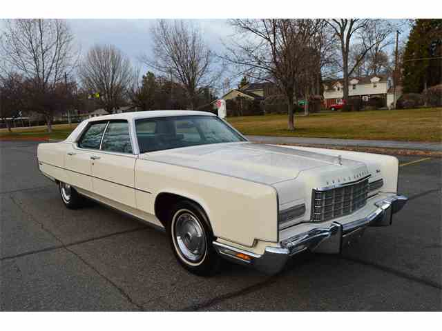 Picture of '73 Continental - MUVE