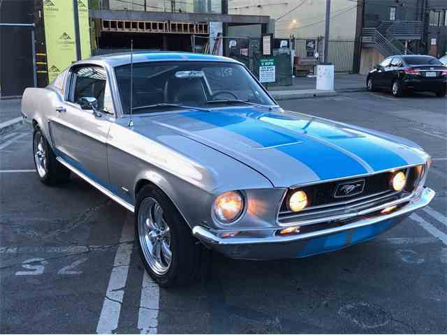 Picture of 1968 Ford Mustang located in California - $47,000.00 Offered by MP Classics World - MUVI