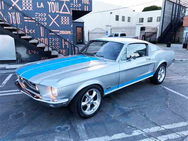 Picture of 1968 Mustang located in California - MUVI