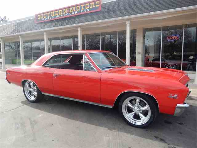 Picture of Classic '67 Chevelle SS - $48,900.00 Offered by Southern Motors - MUVK