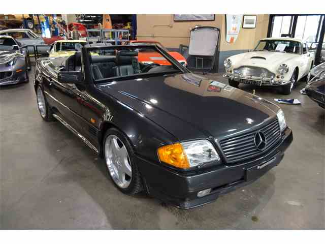 Picture of '90 500SL - MUVT