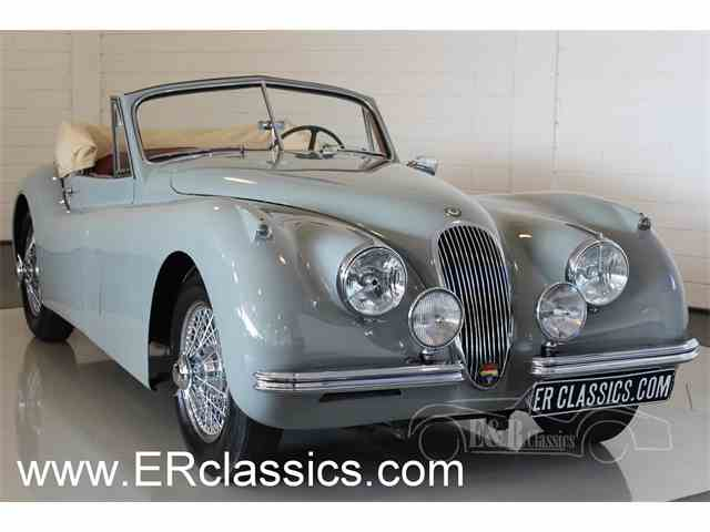 Picture of '54 XK120 - MUW3