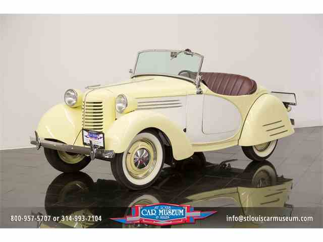 Picture of '38 Deluxe Roadster - MUW7