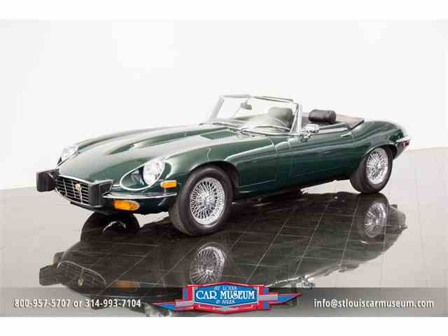 Picture of '74 Jaguar XKE Series III - $79,900.00 Offered by St. Louis Car Museum - MUWA