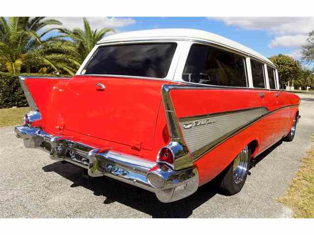 Picture of Classic 1957 Chevrolet Bel Air Offered by Cool Cars - MUWX