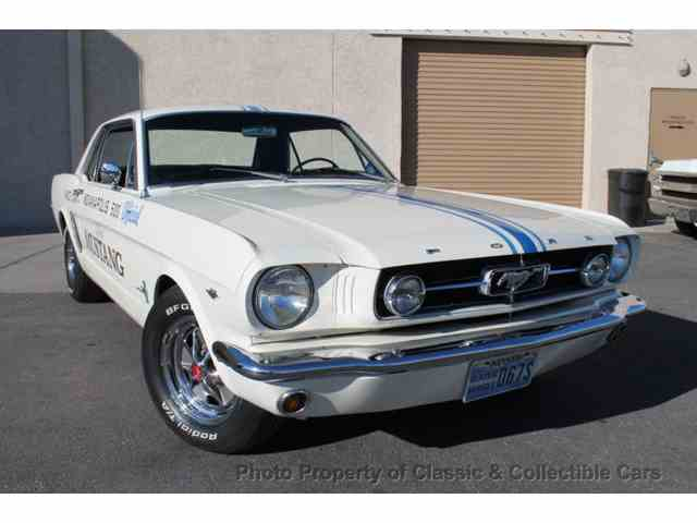 Picture of '65 Mustang - MQEI