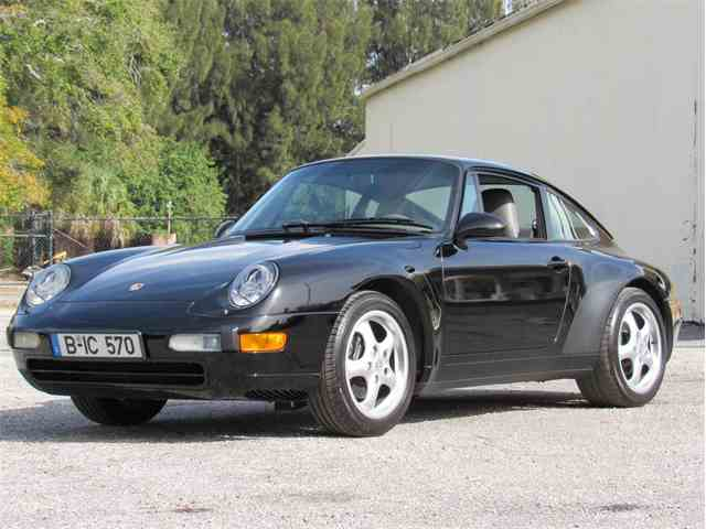 Picture of '96 993 Carrera 2 Coupe - MUX0