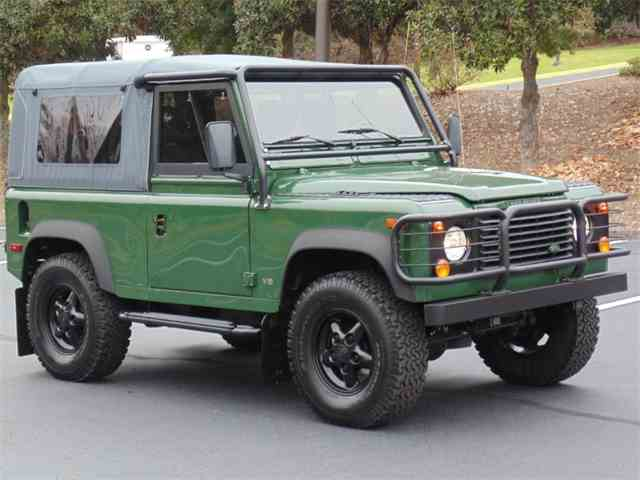 Picture of '95 Defender - MUX7