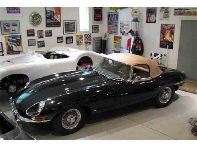 Picture of '67 E-Type - MUX9