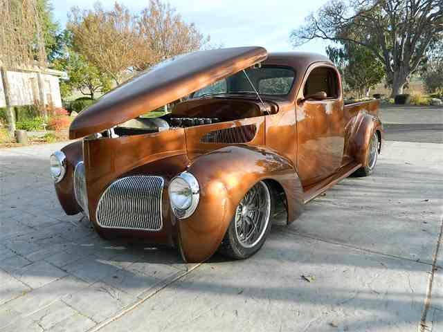 Picture of '39 Custom - MUXB