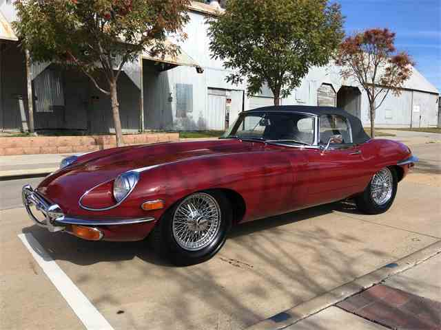 Picture of 1970 E-Type Offered by Enthusiast Motor Cars of Texas - MUXG