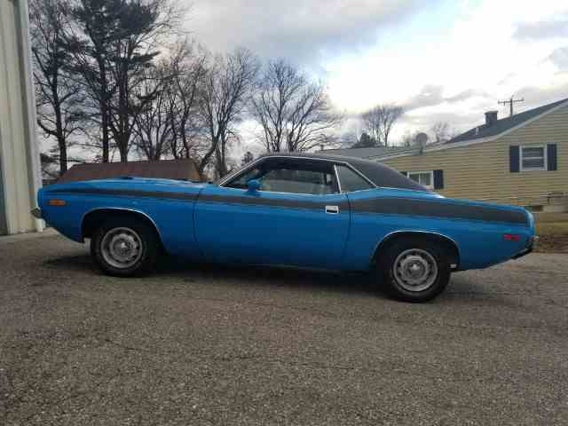 Picture of Classic 1973 Plymouth Barracuda located in Linthicum Maryland - MQEK