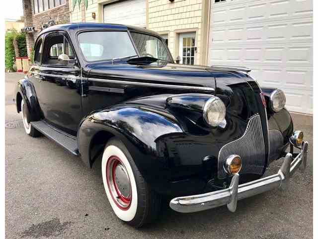 Picture of '39 Buick Special located in Arlington Texas Offered by Classical Gas Enterprises - MUXO
