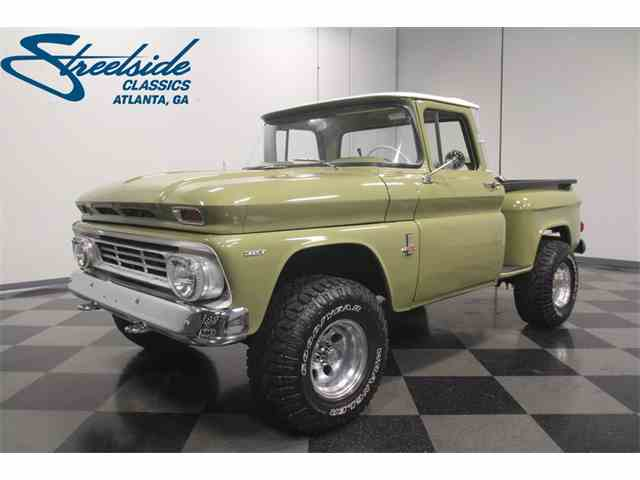 Picture of 1963 Chevrolet C10 4X4 Offered by Streetside Classics - Atlanta - MUXZ