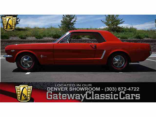 Picture of Classic '65 Mustang Offered by Gateway Classic Cars - Denver - MUY1