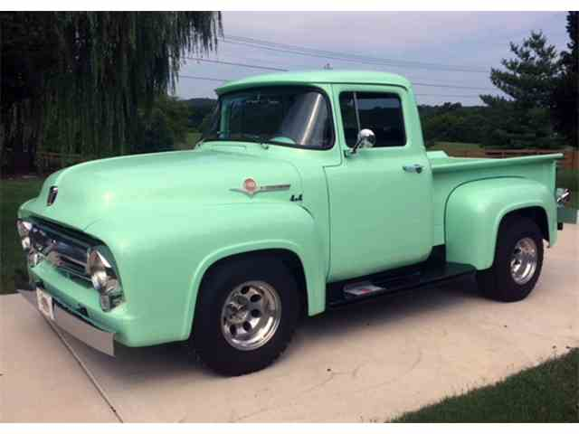 Picture of '56 F100 - MUY5