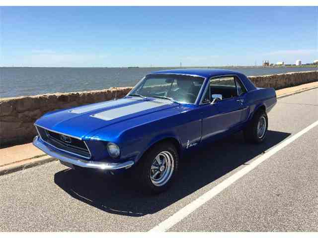 Picture of Classic '68 Ford Mustang Offered by Leake Auction Company - MUYI