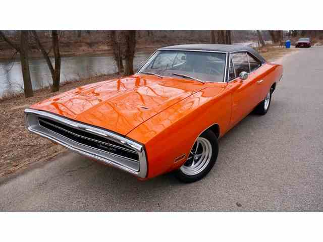 Picture of '70 Charger located in Missouri Offered by Velocity Motorsports LLC - MQEO