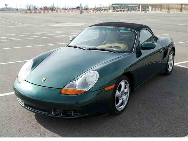 Picture of '01 Boxster - MUYP